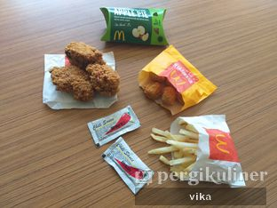 Foto review McDonald's oleh raafika nurf 1