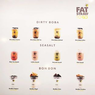 Foto review Fat Straw oleh @demialicious  3