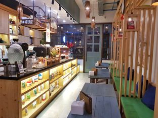 Foto 4 - Interior(Lantai 1) di Kohicha Cafe oleh foodstory_byme (IG: foodstory_byme)