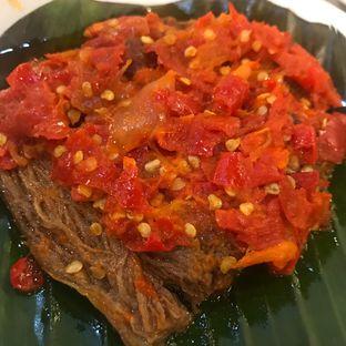 Foto 1 - Makanan di RM Pagi Sore oleh Levina JV (IG : levina_eat )