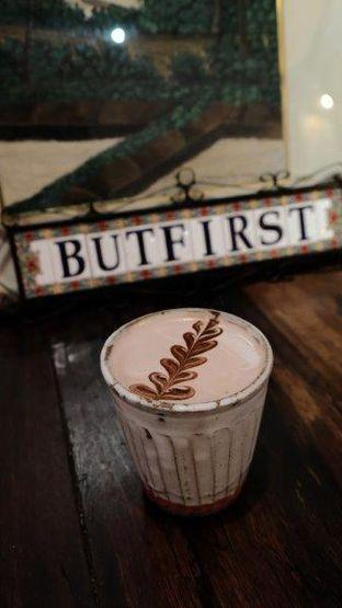 Foto 1 - Makanan(Chocolate) di But First Coffee oleh YSfoodspottings