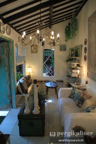 Foto Interior di Ol' Pops Coffee