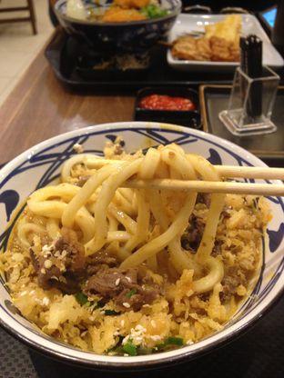 Foto 1 - Makanan di Marugame Udon oleh Erika Karmelia