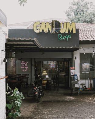 Foto review Gandum Burger oleh Della Ayu 4