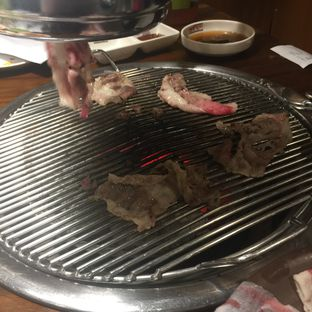 Foto 7 - Makanan di Myeongdong Galbi (Myeonggal BBQ) oleh Anne Yonathan