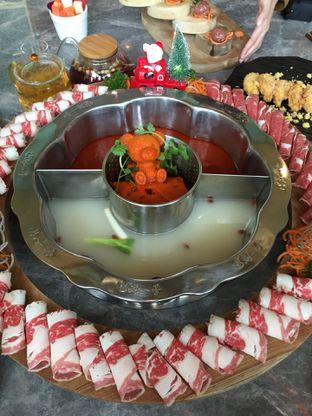 Foto 3 - Makanan di Chongqing Liuyishou Hotpot oleh @Itsjusterr