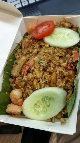 Foto - Makanan(Nasi Goreng Seafood Spesial) di Kwetiau Akang oleh YSfoodspottings