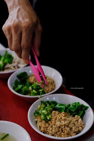 Foto 2 - Makanan di Bakmi Ayam Kampung Alek oleh Vitri Yuliany