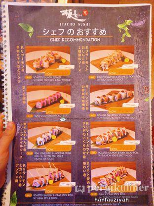Foto review Itacho Sushi oleh Han Fauziyah 5