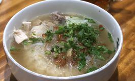 Sop Ayam Kampung Pechok