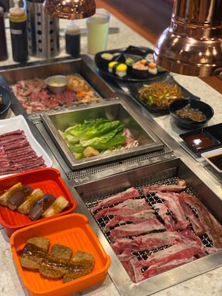 Foto 19 - Makanan di Hattori Shabu - Shabu & Yakiniku oleh Jeljel