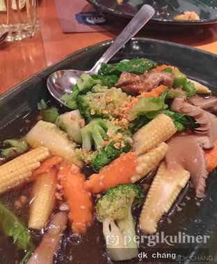 Foto 5 - Makanan(Mixed Vegetables) di White Elephant oleh dk_chang