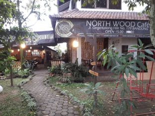 Foto 6 - Eksterior di North Wood Cafe oleh Bramantyo Saptian