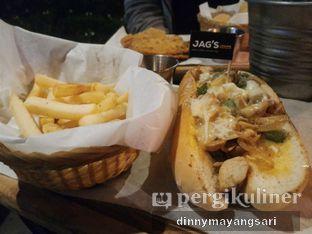 Foto 1 - Makanan(Chicken Philly Cheese) di Jag's Kitchen oleh dinny mayangsari