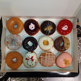 Foto review Krispy Kreme oleh Chris Chan 1