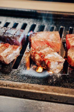 Foto 7 - Makanan di WAKI Japanese BBQ Dining oleh Indra Mulia