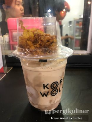 Foto review Kopi Wolu oleh Francine Alexandra 1
