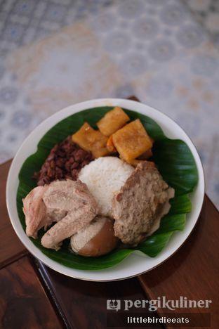 Foto 2 - Makanan di Gudeg Sagan oleh EATBITESNAP // Tiffany Putri
