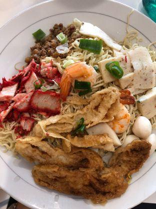Foto 1 - Makanan(Bakmi Ponti Large) di Bakmi Ponti Achoi oleh Loisa Veronica
