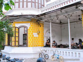 Foto Eksterior di Djaya Kopi - Hotel Gino Feruci Kebonjati