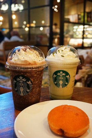 Foto 6 - Makanan di Starbucks Coffee oleh Prido ZH