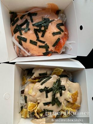 Foto 4 - Makanan di Burgushi oleh Francine Alexandra