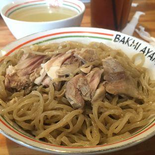 Foto 1 - Makanan di Bakmi Ayam Alok oleh liviacwijaya