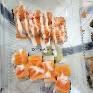 Foto review Tanoshi Sushi oleh Jenny (@cici.adek.kuliner) 2
