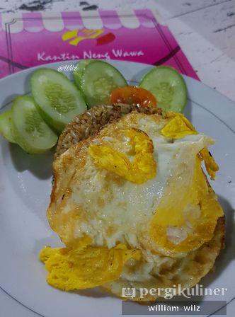 Foto Makanan di Kantin Neng Wawa