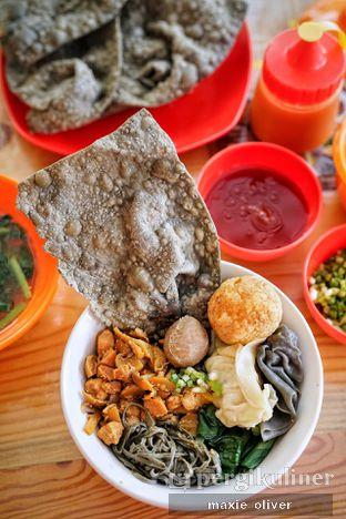 Foto review Bakmi Ayam Jamur By Mei's Kitchen oleh Drummer Kuliner 1