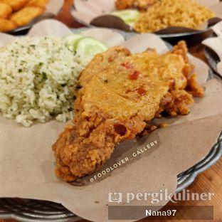 Foto 11 - Makanan di Geprek Gold Chick oleh Nana (IG: @foodlover_gallery)