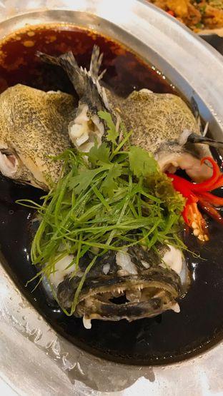 Foto 1 - Makanan(YAM FISH SOUP MALACCA (455k)) di Seribu Rasa oleh Riris Hilda