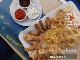 Foto 1 - Makanan di Fish Stop oleh Eka M. Lestari