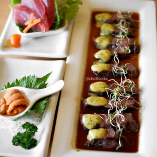 Foto review Umamya Sushi oleh Doctor Foodie 2