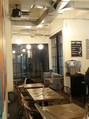 Foto 4 - Interior di Tuang Coffee oleh Mouthgasm.jkt