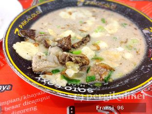 Foto 2 - Makanan di Soto Roxy H. Darwasa oleh Fransiscus