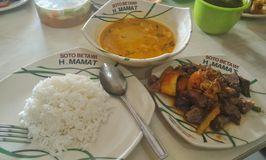 Soto Betawi H. Mamat