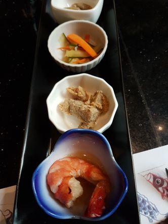 Foto Makanan di Iseya Robatayaki