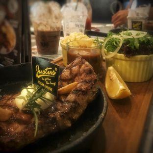 Foto 3 - Makanan(US Black Angus Tenderloin Steak) di Justus Steakhouse oleh Fadhlur Rohman