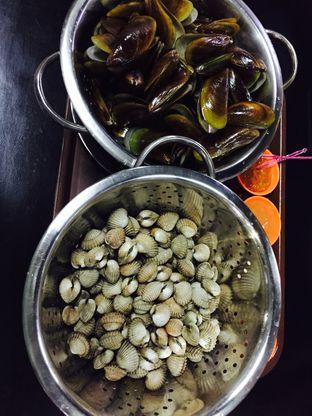 Foto 1 - Makanan(Kerang Hijau Goreng) di Kerang Kiloan Pak Rudi oleh Yolla Fauzia Nuraini