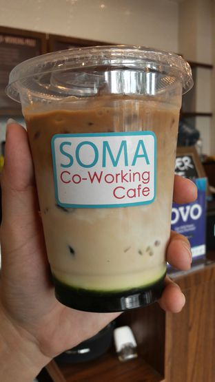 Foto review Soma Co-Working Cafe oleh Andri  4