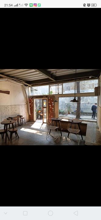 Foto Interior di Janjian Coffee