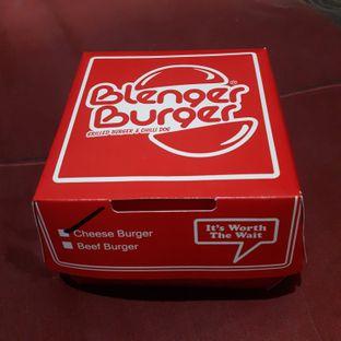 Foto 1 - Makanan di Blenger Burger oleh Pria Lemak Jenuh
