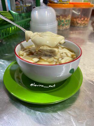 Foto review Kembang Tahu & Susu Jahe Merah Naomi oleh Levina JV (IG : @levina_eat & @levinajv) 6