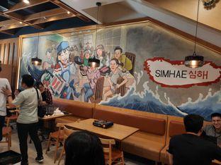 Foto review Simhae Korean Grill oleh Geraldi Edward 2