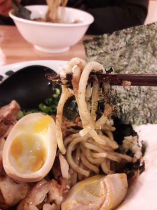 Foto review Kokoro Tokyo Mazesoba oleh Dwi Izaldi 2