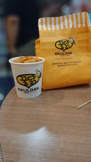 Foto 4 - Makanan di Kkuldak oleh Nadia Indo