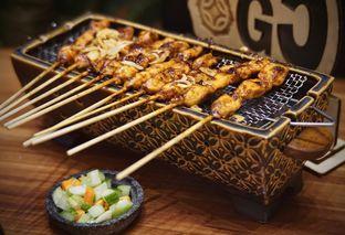 Foto 2 - Makanan(Sate Ayam Balangan) di Roemah Legit oleh Fadhlur Rohman
