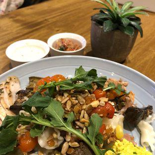 Foto review Crunchaus Salads oleh Grace Singgih 1