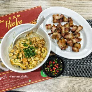 Foto 5 - Makanan di Bubur Hioko oleh Lydia Adisuwignjo